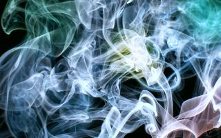 smoke, color, background, fantasy