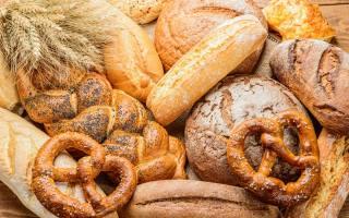 кренделя, wheat, bread, food