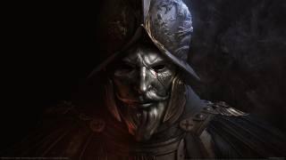 new world, Amazon Games, Mmorpg Games, концепт-арт, mask, helmet