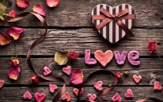 сердечка, Любов, подарунок, пелюстки, квіти, роза, стрічка, бантик