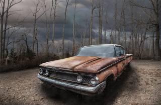 Chevrolet, Impala, scrap