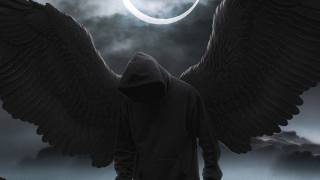ангел, місяць