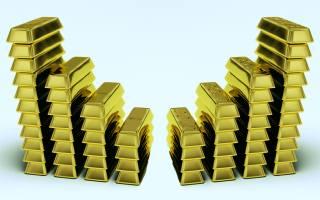 ingots, gold, gold