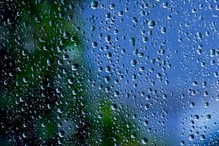 дощ, краплі, скло