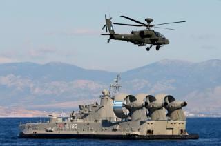 Corfu, десантный, ship, на воздушной подушке, ВМС Греции