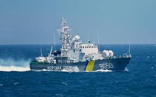 Григорий Куропятников, береговая охрана, патрульный, ship