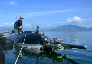 Vietnam, underwater, boat, loading, ammunition