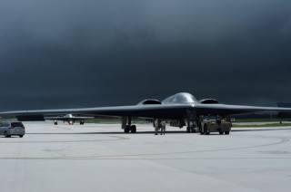 b-2, spirit, Stealth, bomber