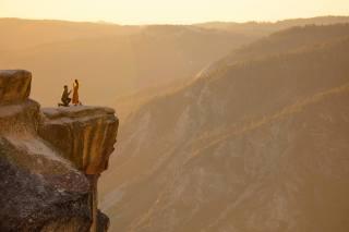 романтика, скелі