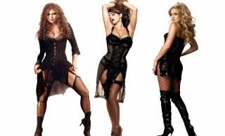 дівчата, актриси, тріо, Пенелопа Крус