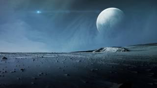 Плутон, ПОВЕРХНЯ, місяця