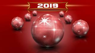 Новий рік, 2019