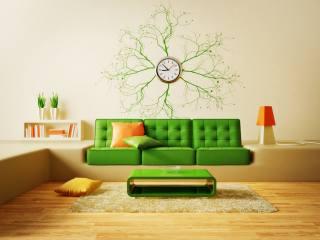 интерьер, Дизайн, подушки, часы, ковер, диван, столик, модерн, Интерьер, Дизайн, подушка, смотреть, Carpet, диван, Таблица, современные