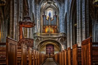 Cathedral, religion, the Church