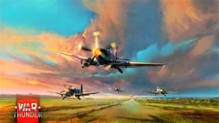 ігри, war thunder, літаки