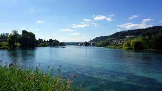штайн на рейне, Швейцария, пейзаж