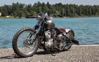 motorcycle, the bike