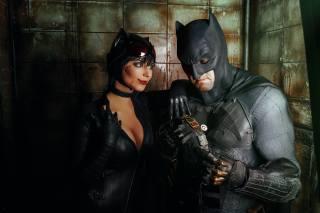 жінка-кішка, Бетмен, Комікси, косплей