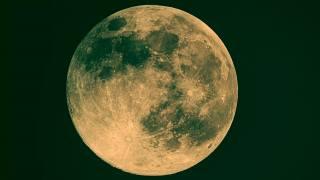 місяць, полная, ніч