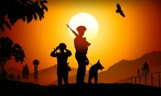 пограничники, служба, долг