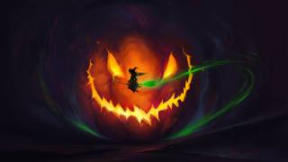 Halloween, fantasy