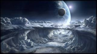 фентезі, планети, хмари