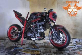 Suzuki, SV1000, мотоцикл, катана