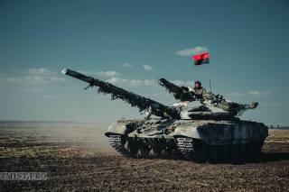 Т-64Б1М, Танк, Украина, Азов, АТО, война, Защитники Родины, Патриоты