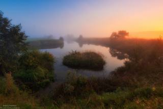 the river, summer, photo, Андрей Олонцев