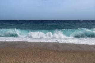 sea, surf, shore
