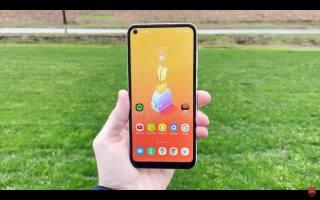 Samsung galaxy a11, телефон