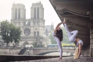 спорт, дівчата, Париж