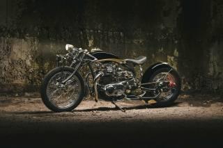 Кастом, Aprilia, SXV, мотоцикл