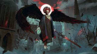 Alexander Borodin, крила, мрачное фэнтези