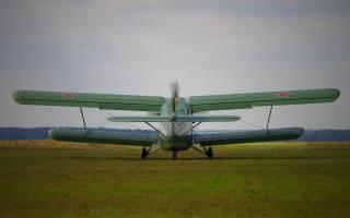 letadlo, antonov, АН-2