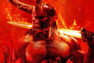 Hellboy, фільм, 2019