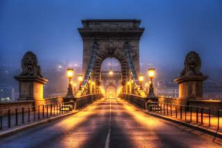 Угорщина, місто, Будапешт, міст