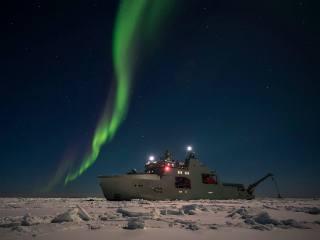 Kanada, патрульный, loď, арктической зоны, Harry DeWolf