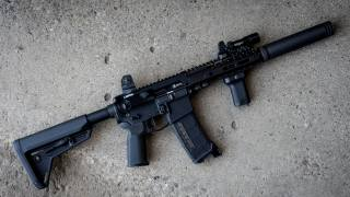 m16, zbraně