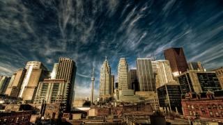 місто, Торонто, Канада