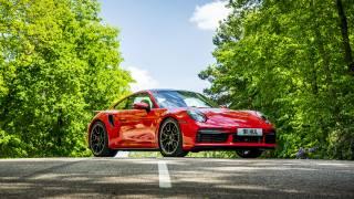 Porsche, 911, турбо s
