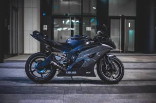 yamaha, Р6, мотоцикл