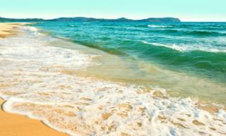 океан, небо, краєвид