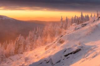 краєвид, гори, фото, Михаил Туркеев