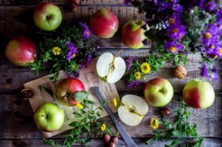 jablka, ovoce, jídlo, Složení