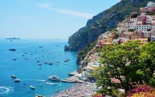 Ligurian coast, літо, морський пейзаж, Середземне Море, La Spezia, Лігурія