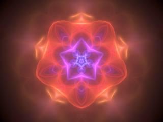 fractal, Rendering